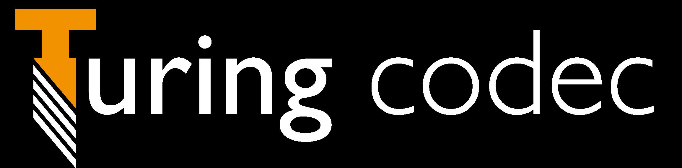 Turing codec